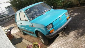 1978 FIAT 126 PERSONAL 4