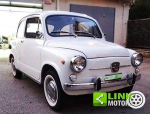 Fiat 600 D 1966- ISCRITTA ASI