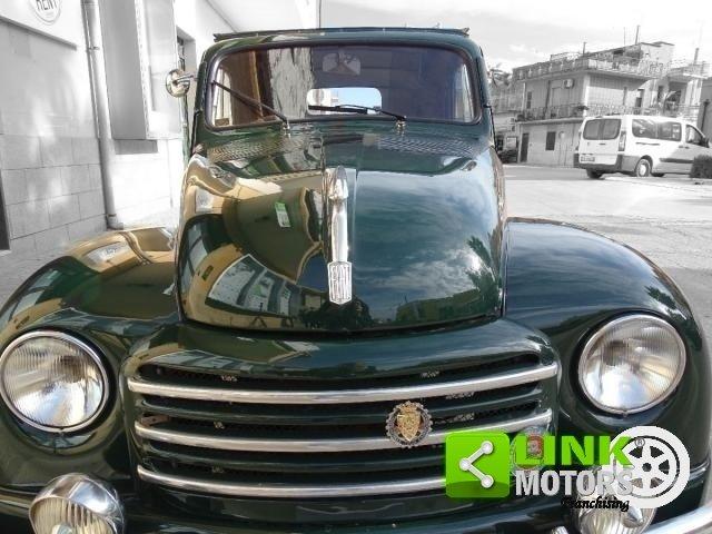 1952 Fiat 500 C Topolino Trasformabile iscritta ASI Targa ORO co For Sale (picture 3 of 6)