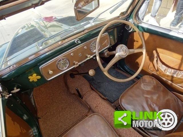 1952 Fiat 500 C Topolino Trasformabile iscritta ASI Targa ORO co For Sale (picture 6 of 6)