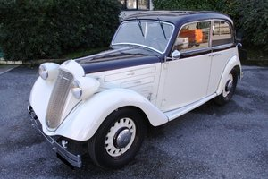 1935  Fiat - 508 Balilla Beaumont