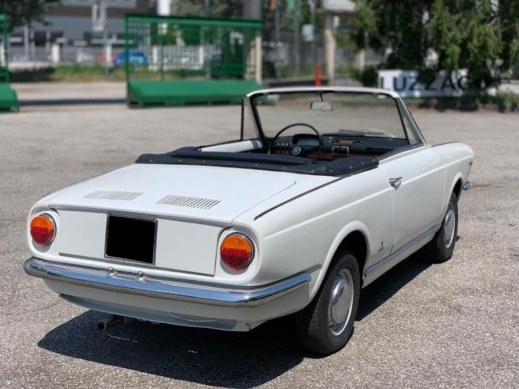 1966 Fiat - 850S Vignale Spider For Sale (picture 3 of 6)