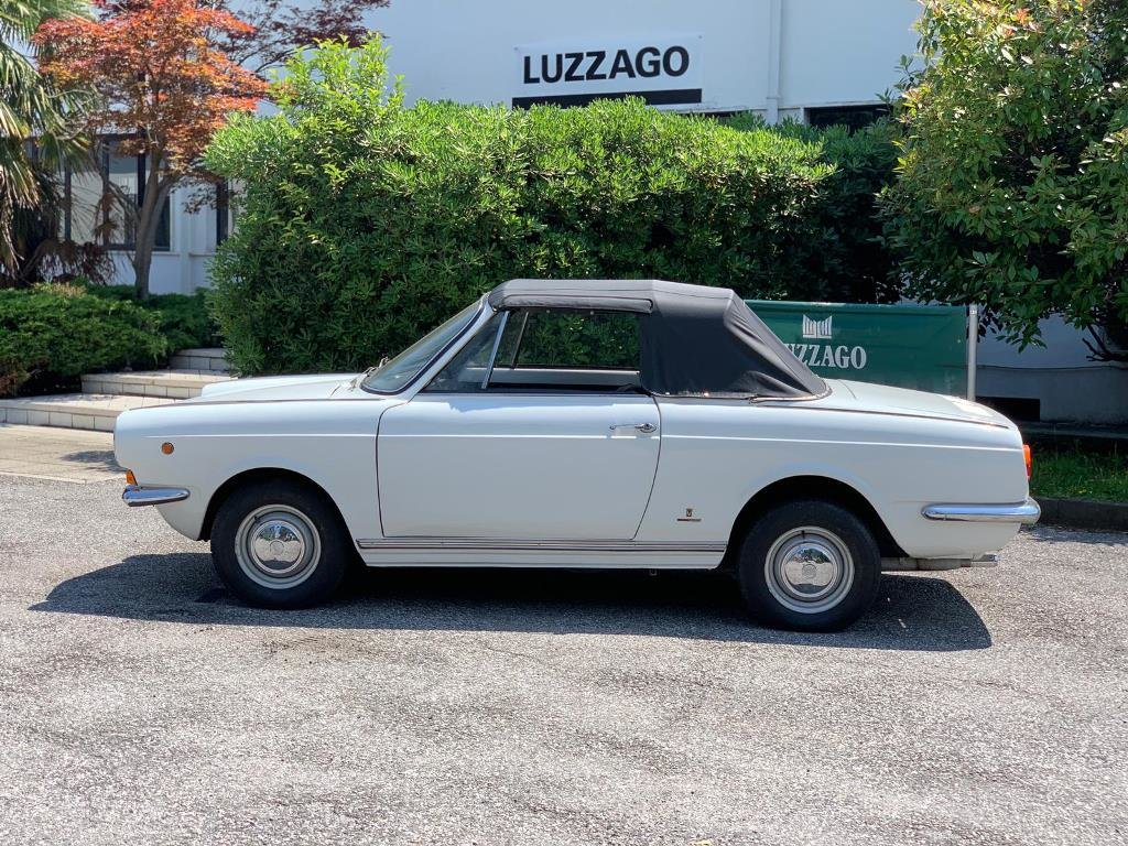 1966 Fiat - 850S Vignale Spider For Sale (picture 4 of 6)
