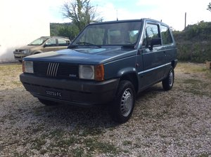 1985 Fiat Panda 45S as new never painted