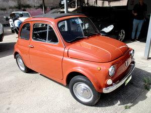 FIAT 500L CORALLO (1971) REPAINTED For Sale