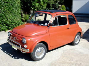 Picture of FIAT 500L CORALLO (1971) REPAINTED For Sale