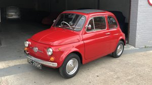 Picture of 1971 Fiat 500 F RHD SOLD