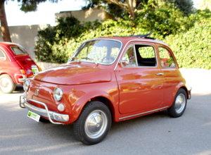 FIAT 500L CORALLO (1971) PERFECT 100% For Sale