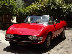 1972  Fiat Dino 2.4 Spider, fully restored, Ferrari overhaul
