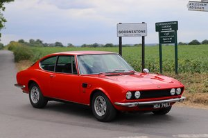 Fiat Dino Coupe 2400, 1970.  LHD.  22,000 km. 5 speed manual