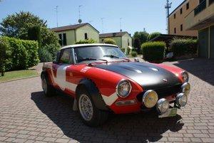 Fiat 124 Spider anno 1967 motore Abarth 2000 pronta alla gu