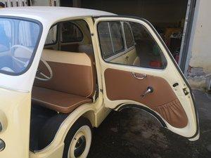 Fiat 600 d multipla  restored