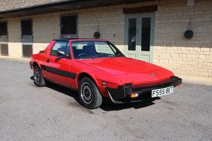1988  FIAT X1 9 BERTONE