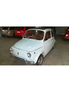 Picture of 1971 Fiat 500 L – Light Blue – Restored For Sale