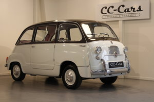 1963 Fiat 600 D Multipla For Sale