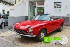1968 Fiat 124 Spider I° serie 1.400 PERFETTA!!! For Sale