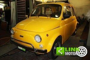 Fiat 500F del 1973, Appena revisionata, Impianto audio con