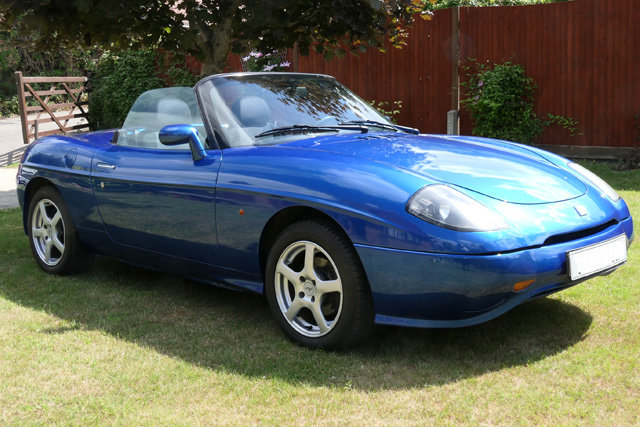 1998 Fiat Barchetta For Sale (picture 1 of 6)