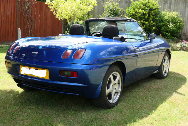 1998 Fiat Barchetta For Sale (picture 3 of 6)