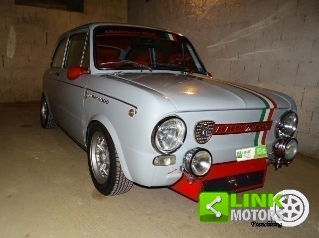1970 Fiat 850 Replica Abarth 1000 OT For Sale (picture 1 of 6)
