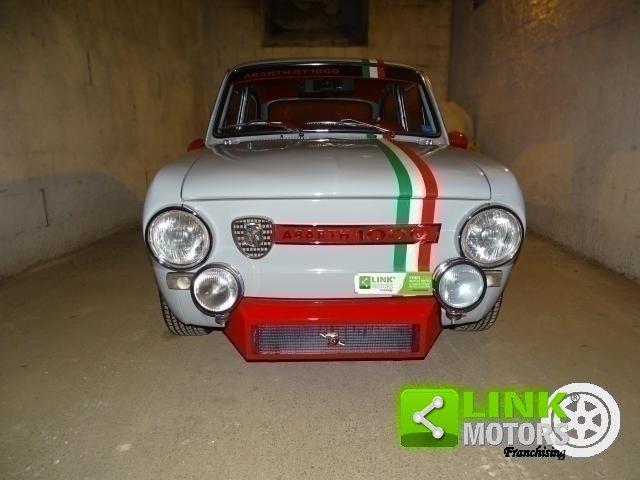 1970 Fiat 850 Replica Abarth 1000 OT For Sale (picture 2 of 6)