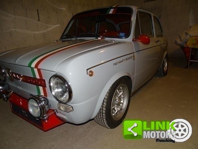 1970 Fiat 850 Replica Abarth 1000 OT For Sale (picture 3 of 6)