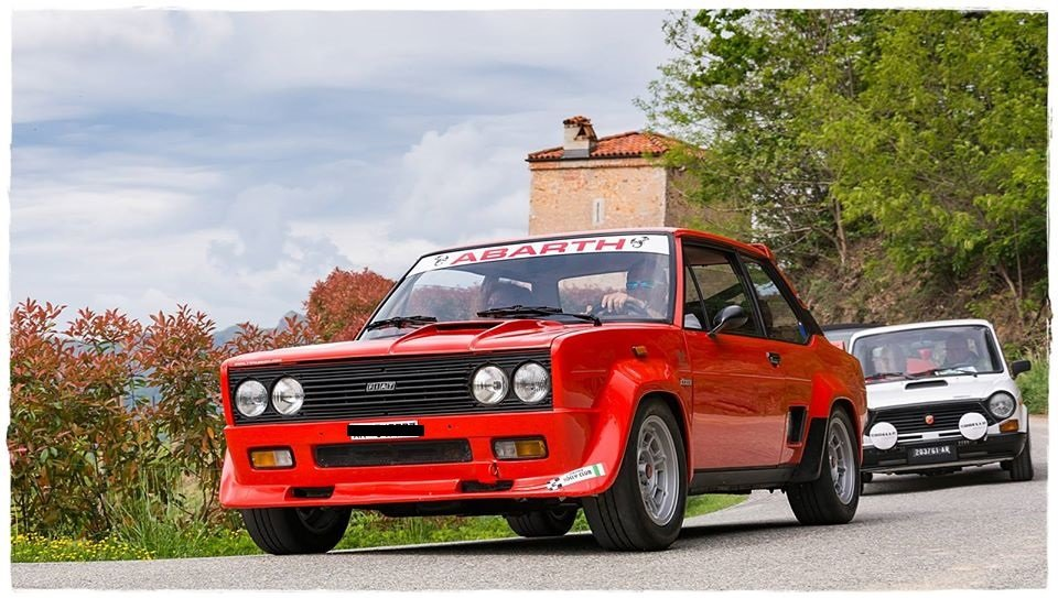 1976 Fiat 131 Abarth Stradale For Sale (picture 1 of 1)