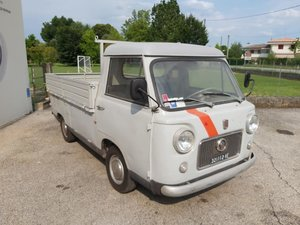 Fiat 600 T Pick Up by Moretti