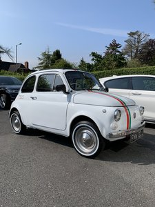 Fiat 500 - Fully Restored - Right Hand Drive