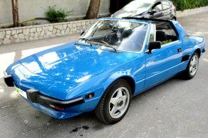 FIAT X1 / 9 4 SPEED (1976) TOTAL RESTORATION For Sale