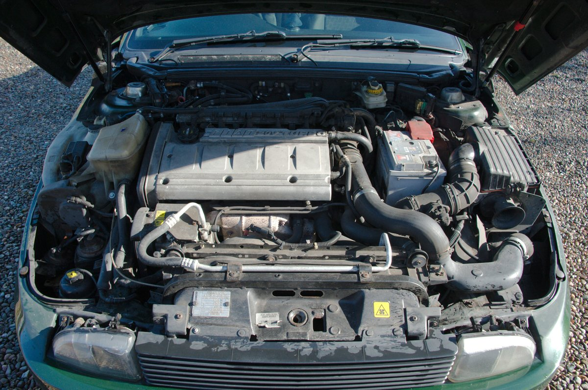 1998 Fiat Coupé 20V Turbo, scots green, one owner SOLD (picture 4 of 6)