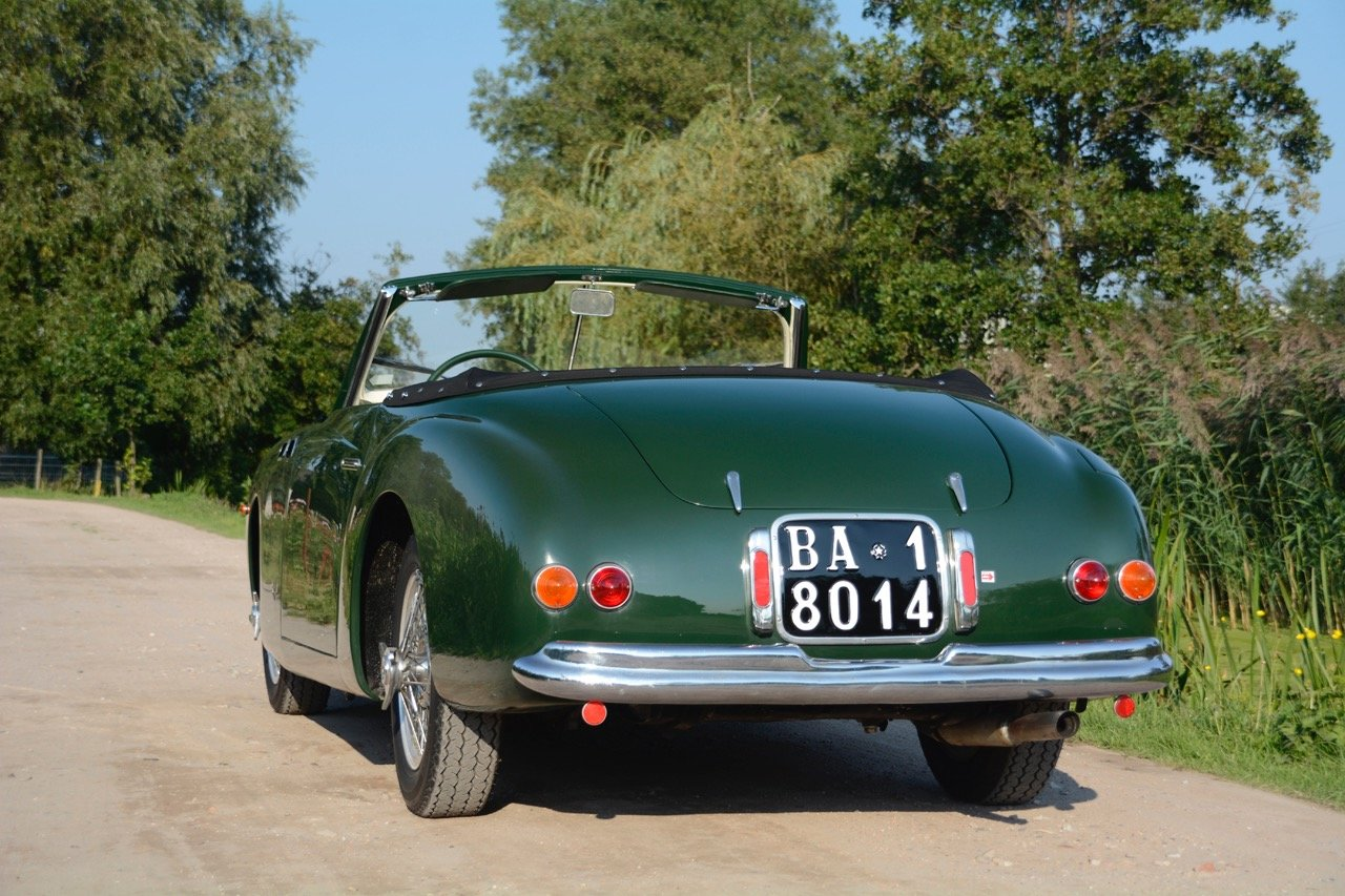 1949 Fiat 1100 B Cabriolet Stabilimenti Farina One-Off, ex-MM '17 For Sale (picture 2 of 6)