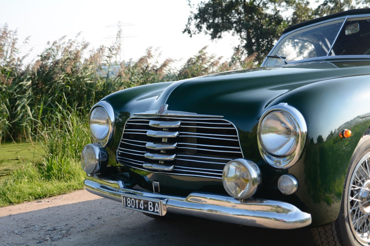 1949 Fiat 1100 B Cabriolet Stabilimenti Farina One-Off, ex-MM '17 For Sale (picture 4 of 6)