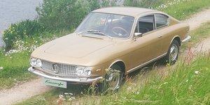 1965 Fiat 1300S Coupe Vignale For Sale