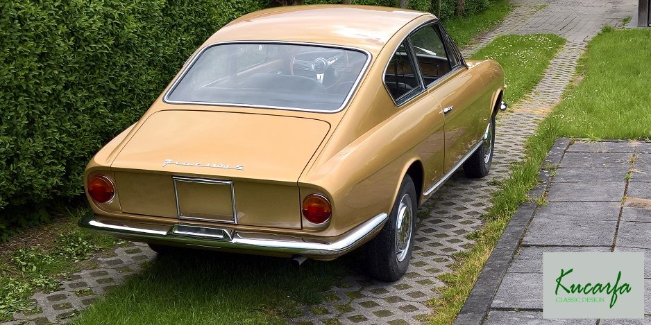 1965 Fiat 1300S Coupe Vignale For Sale (picture 3 of 6)