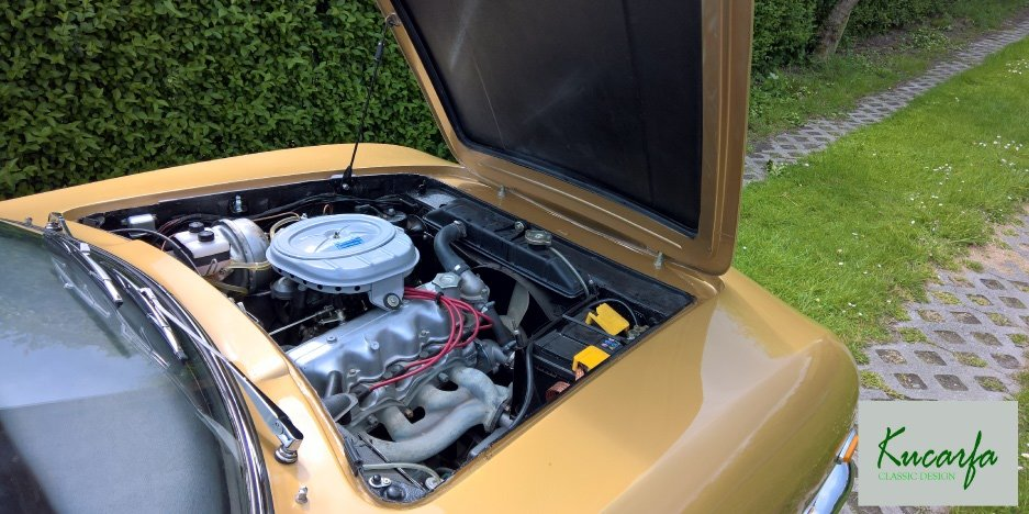 1965 Fiat 1300S Coupe Vignale For Sale (picture 4 of 6)