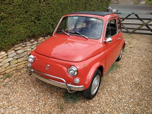 1971 Very good condition Fiat 500L