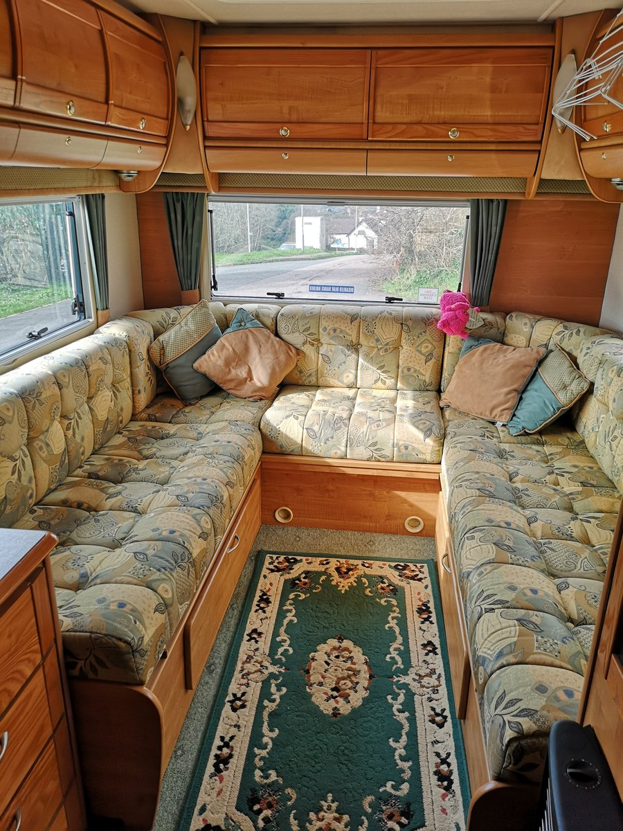 2004 Fiat Auto Trail Arapaho 4 Berth Motorhome For Sale (picture 3 of 6)