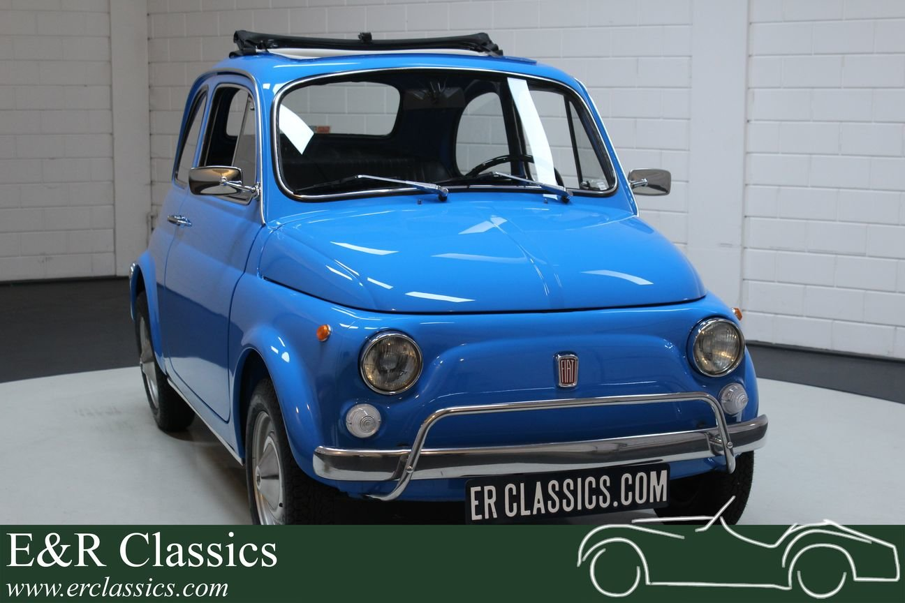 Fiat 500L 1972 In beautiful condition For Sale (picture 1 of 6)