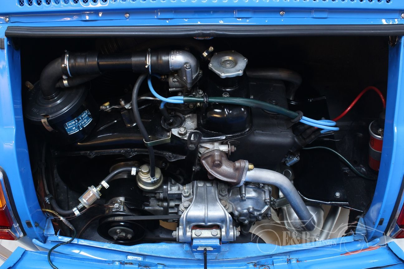 Fiat 500L 1972 In beautiful condition For Sale (picture 4 of 6)