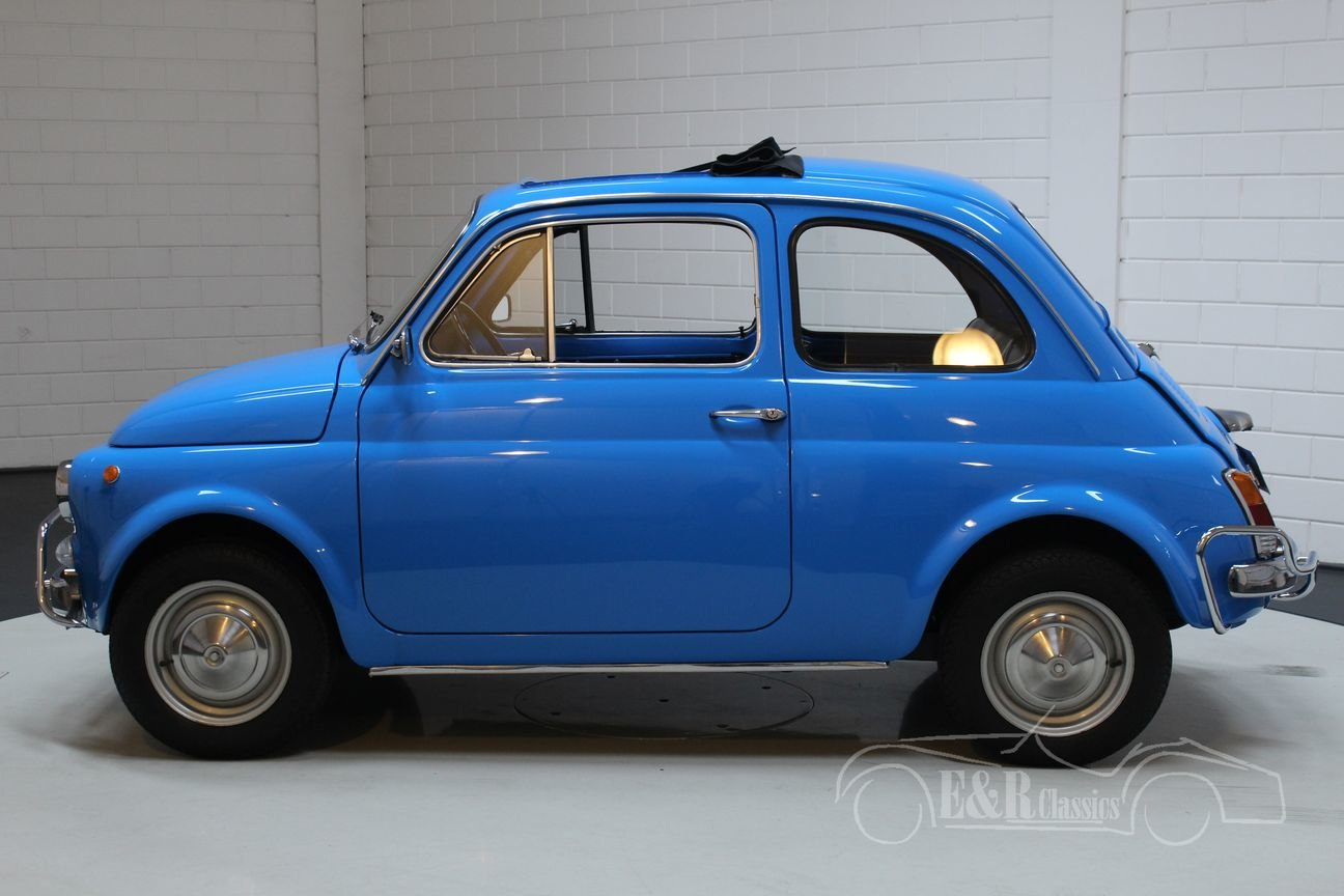Fiat 500L 1972 In beautiful condition For Sale (picture 5 of 6)