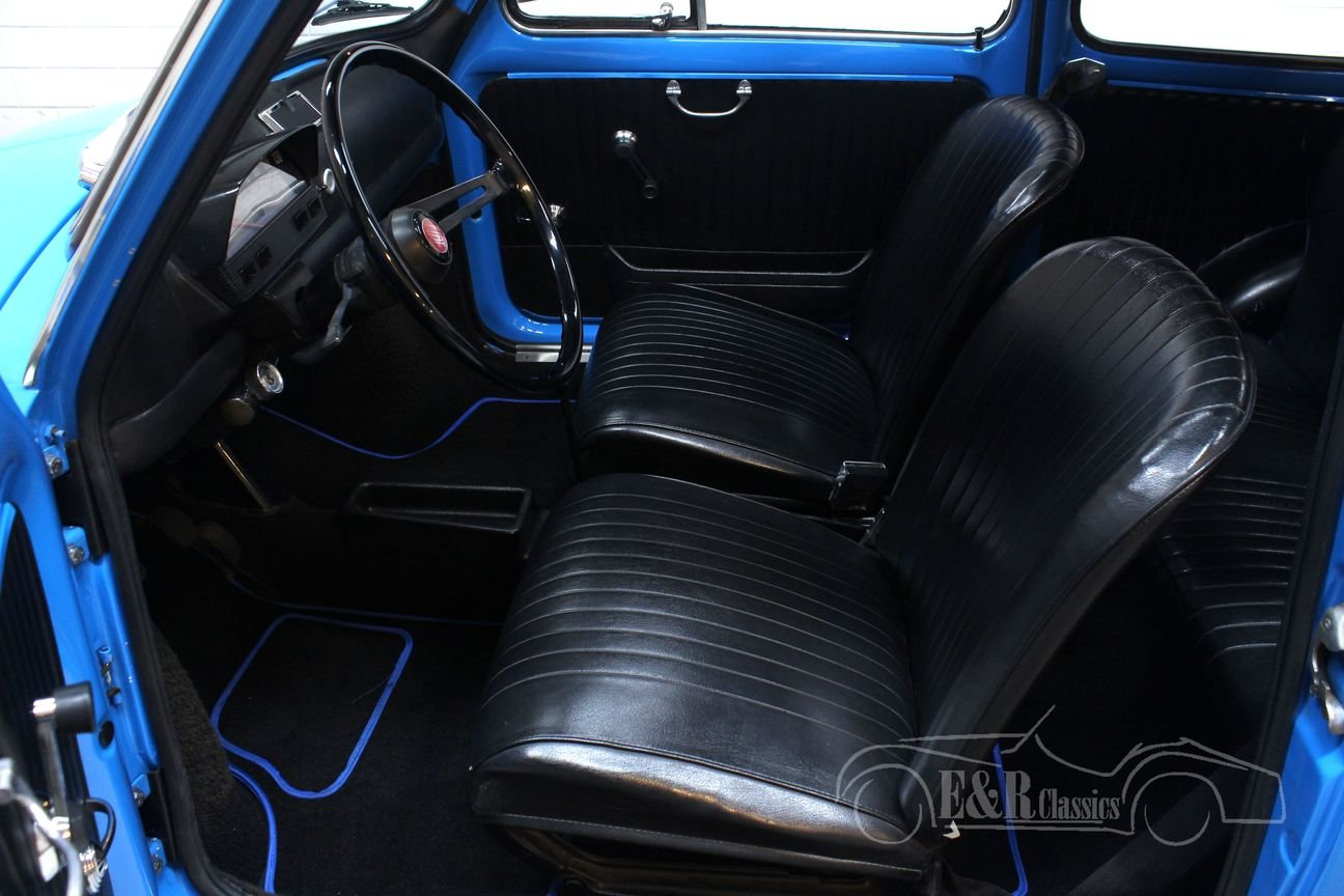 Fiat 500L 1972 In beautiful condition For Sale (picture 6 of 6)