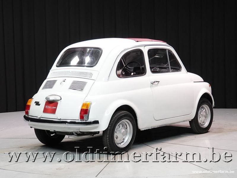 1970 Fiat 500L '70 For Sale (picture 2 of 6)