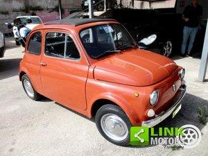 FIAT 500L CORALLO (1971) RIVERNICIATA