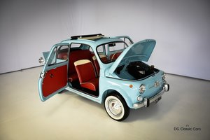 1963 Fiat 500 D - Restored and stunning!!
