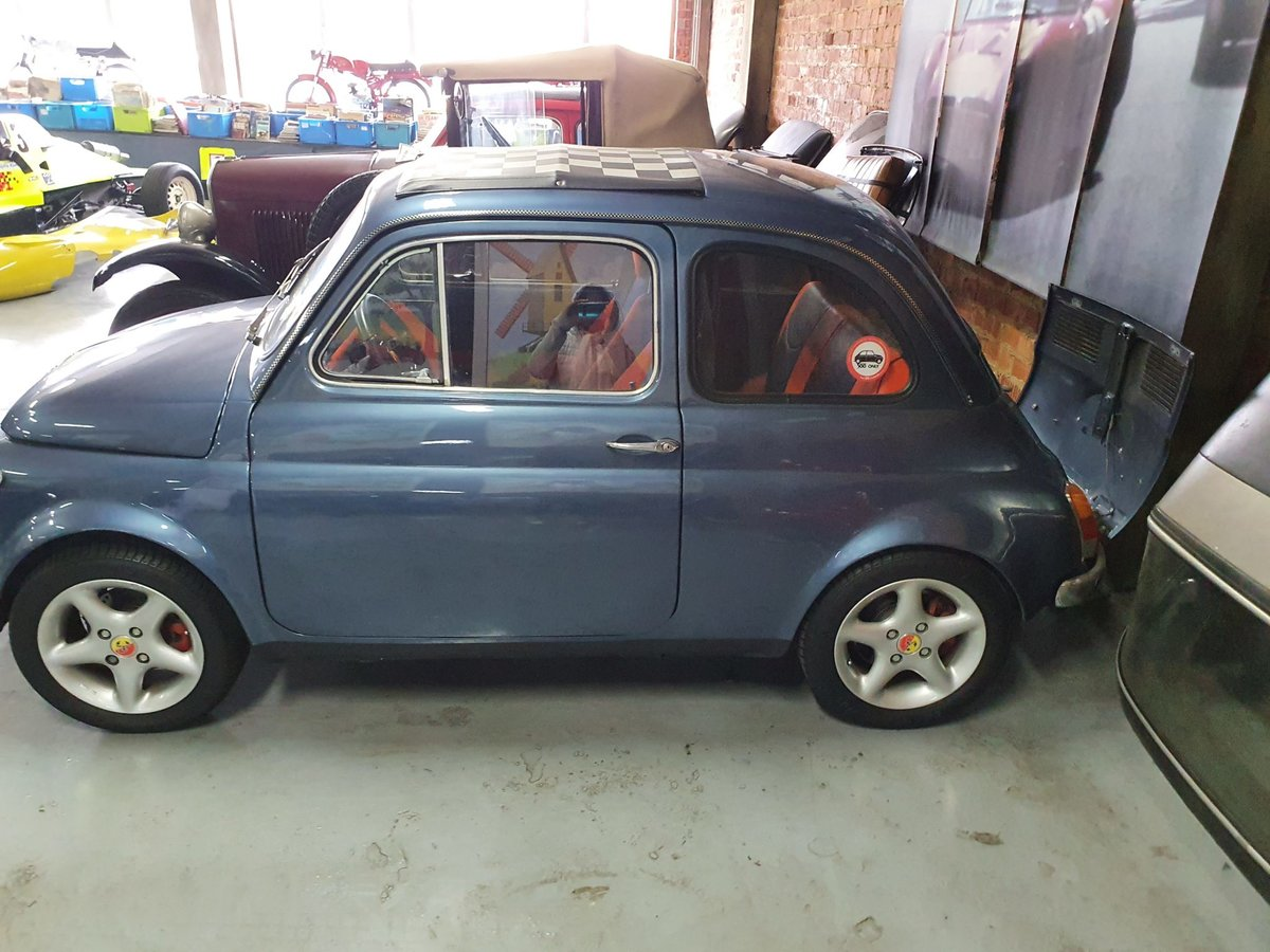 1971 Fiat 500 For Sale (picture 1 of 4)