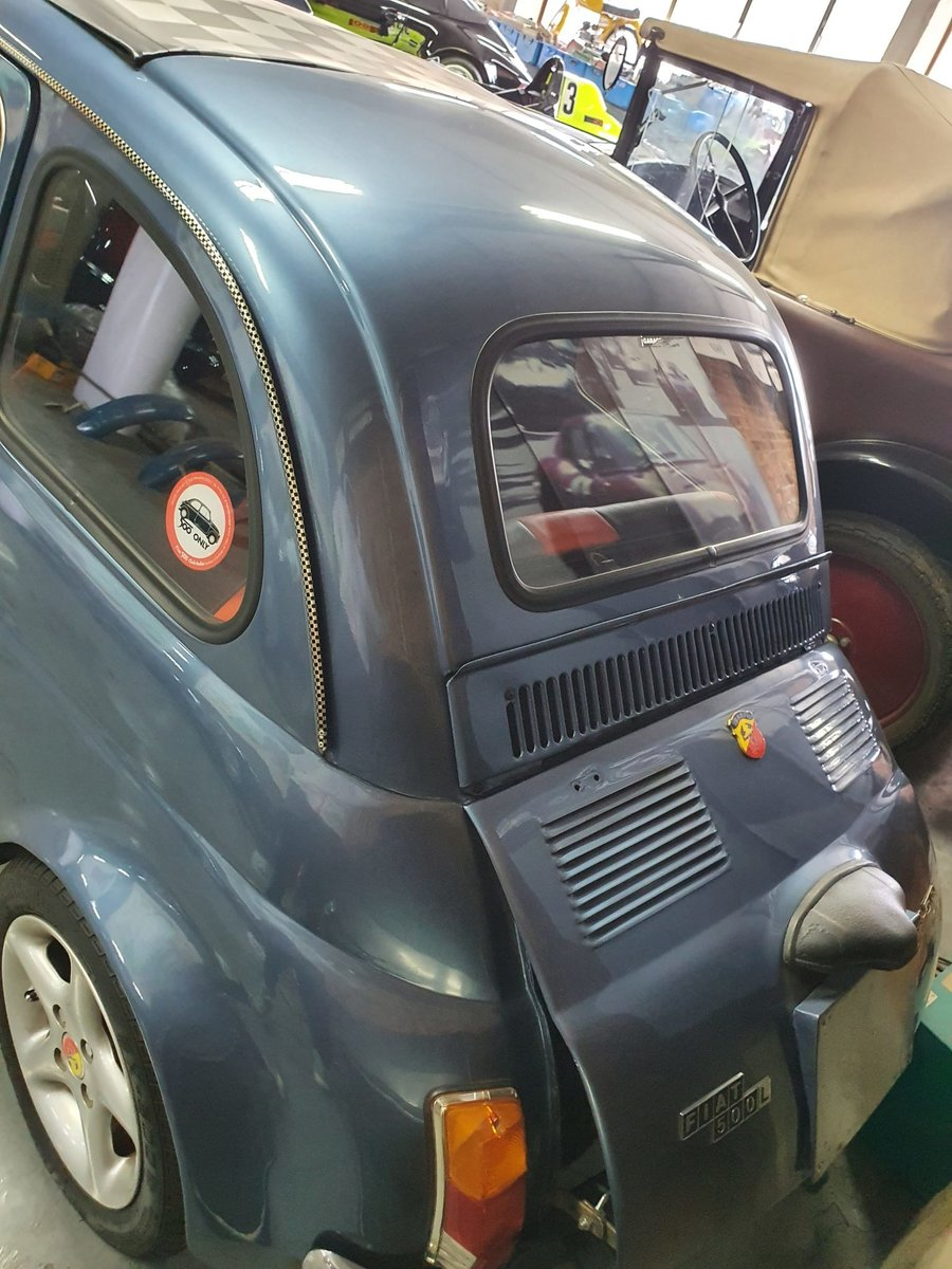 1971 Fiat 500 For Sale (picture 2 of 4)