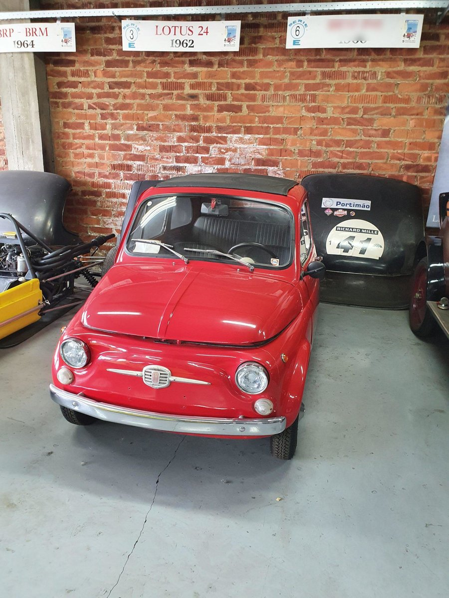 1967 Fiat 500 For Sale (picture 1 of 4)