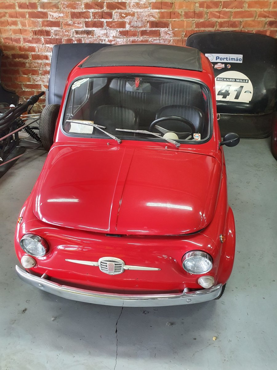 1967 Fiat 500 For Sale (picture 2 of 4)