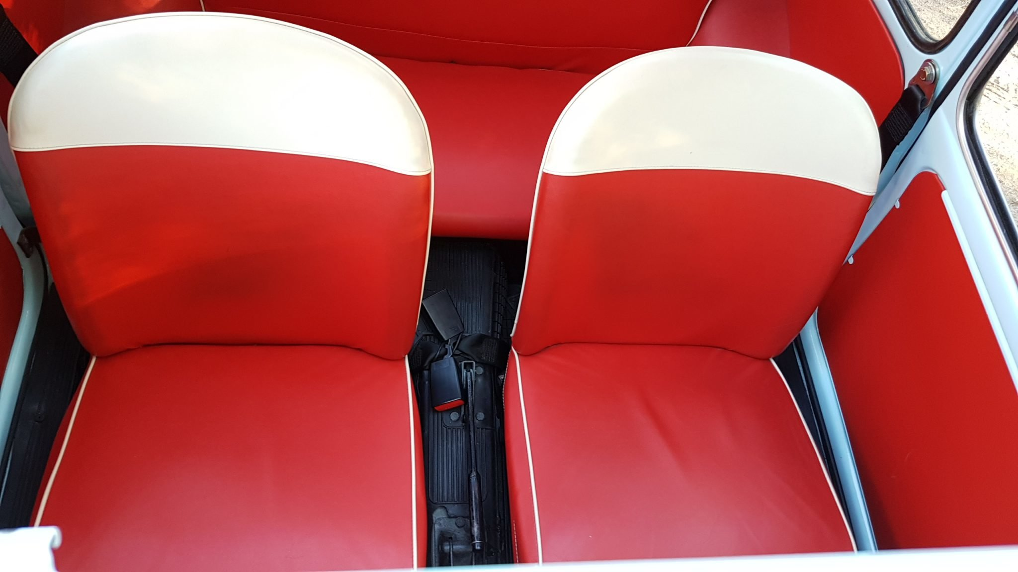 1965 Fiat 500 D Transformable For Sale (picture 5 of 6)